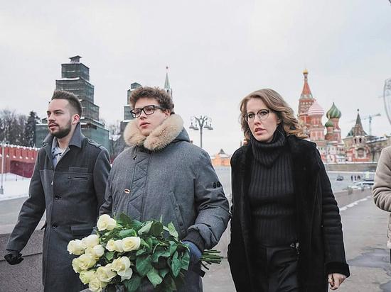Сын Бориса Немцова Антон объяснил симпатию к Собчак