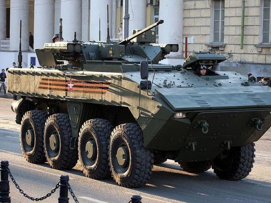 Судьбу «Арматы» и «Бумеранга» прояснил вице-премьер Юрий Борисов