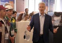 Собянин идет на выборы с программой ликвидации неравенства городских районов