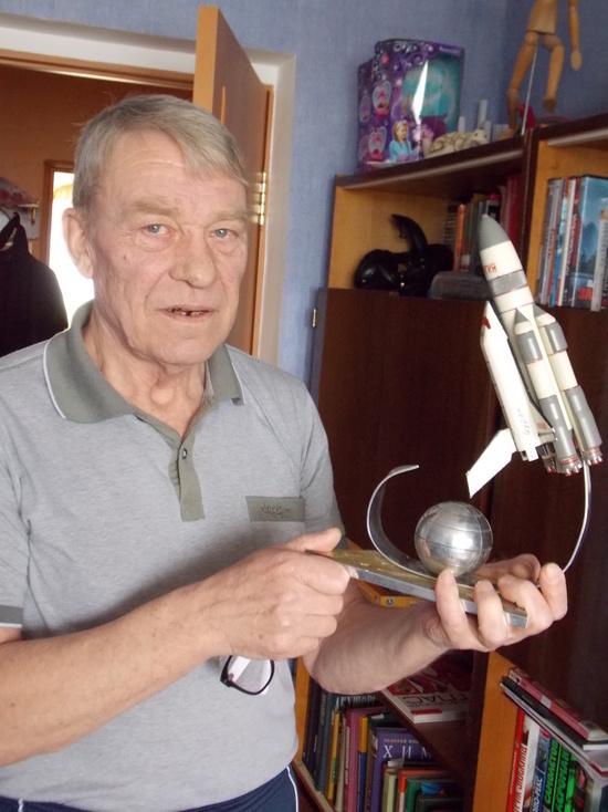 Белгородец стоял у истоков создания ракетоносителей «Энергия»