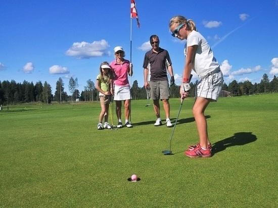 На Сахалине решили развивать гольф