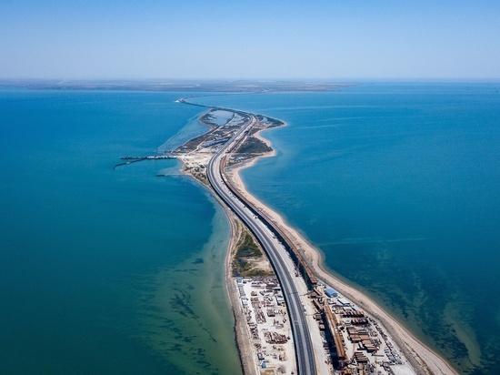 Украина обрушит масштабные санкции на Россию из-за строительства Крымского моста