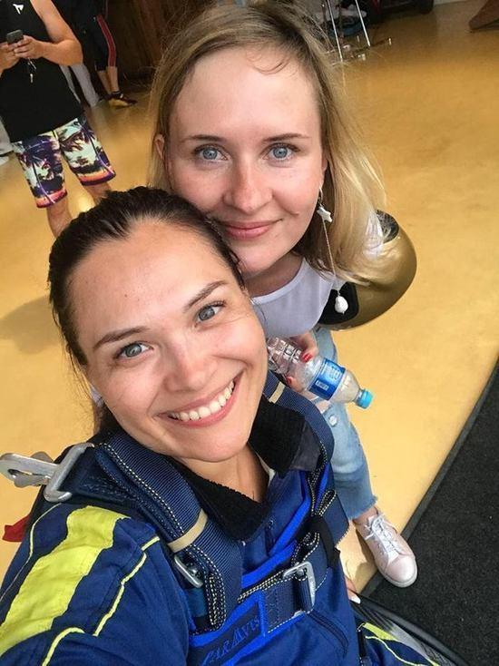 В Свердловской области развивается парашютный спорт для людей с инвалидностью