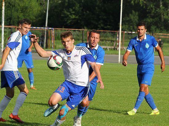 Сегодня «Динамо-Барнаул» сыграет в 1/64 Кубка России по футболу