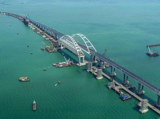 EC  ввел санкции против компаний, строивших Крымский мост