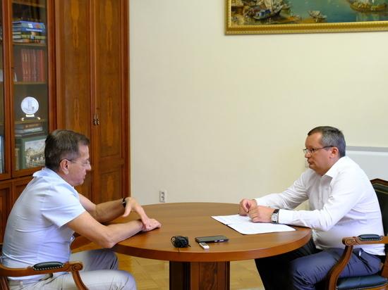 Игорь Мартынов: Совместная работа дает результат