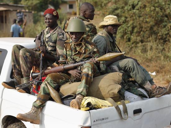 Что происходит в Центральноафриканской республике и зачем ей российские боеприпасы