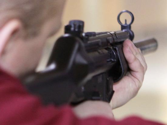 В Бердянске застрелили известного бойца АТО: