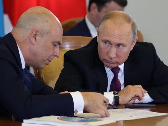 Секретный дублер Путина: штрихи к портрету теневого премьера Антона Силуанова
