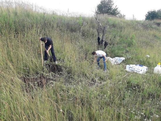 Курским археологам помогут волонтеры