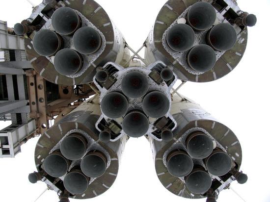«Энергомаш» начал разработку нового ракетного мотора наметане
