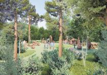 Губайловский парк украсят невиданными скульптурами