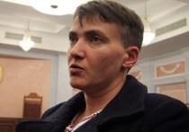 Савченко написала Трампу письмо с жалобами на Порошенко