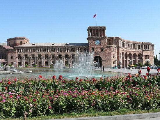 В Армении сложилась очень опасная ситуация