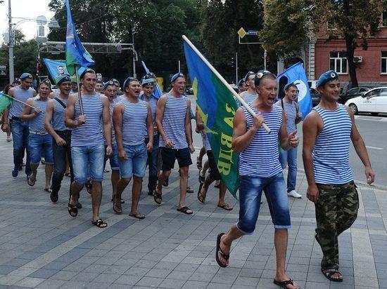 В Тамбове на день ВДВ организуют выставку вооружения под открытым небом