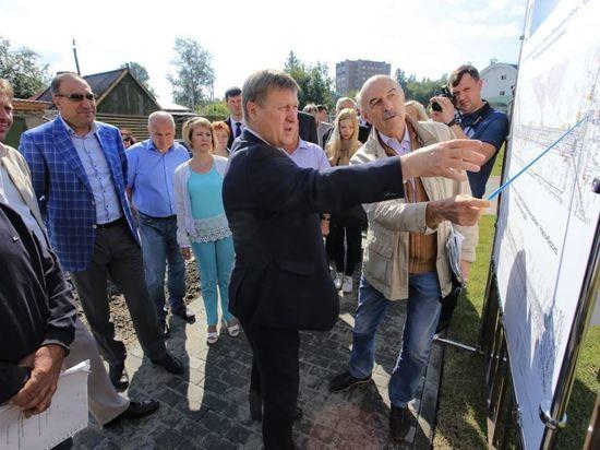 К осени в Первомайском районе появятся новая школа и дорога