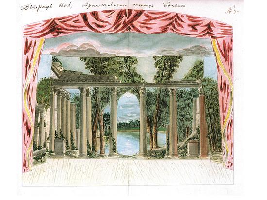 Музей Бахрушина представит выставку выставку Театра Гонзаги