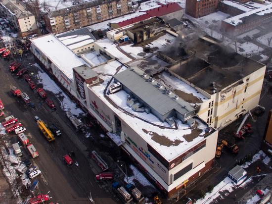 Испытание огнем провалено: почему после пожара в ТРЦ «Зимняя вишня» продолжают строить опасные объекты