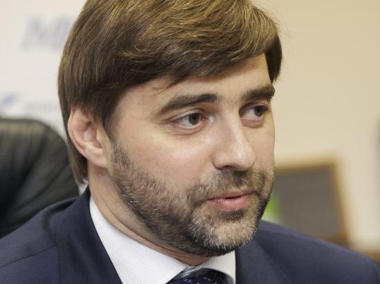 В «Единой России» подтвердили уход Железняка с партийного поста