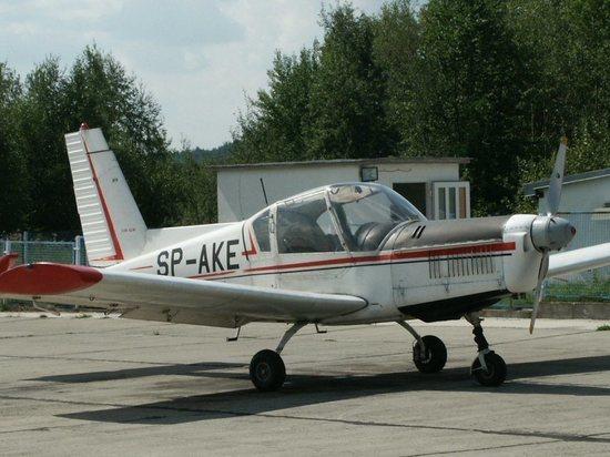 Пилот самолета, аварийно севшего в Дракино: отказал мотор