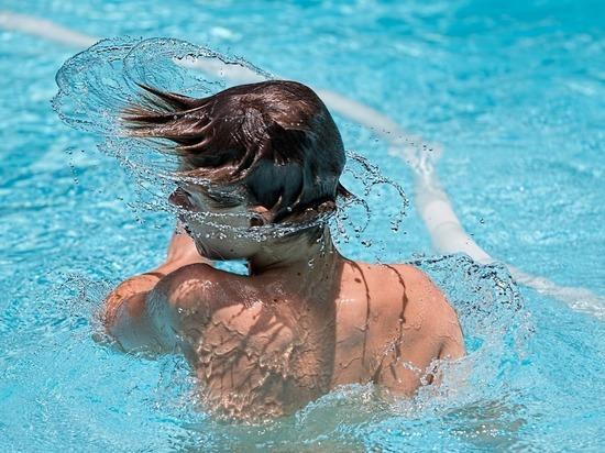 Десятилетний мальчик побил рекорд великого пловца Фелпса