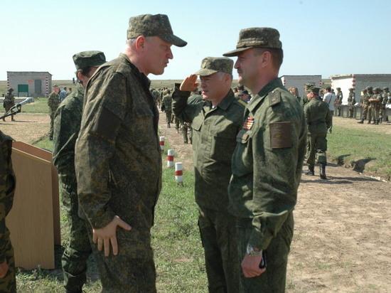 Что показали военные сборы воронежских чиновников