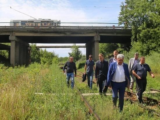 В Саранске до конца декабря закрыт мост на Северо-Восточном шоссе