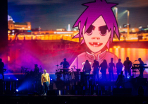 Гром ударил по Gorillaz, Massive Attack — по Путину