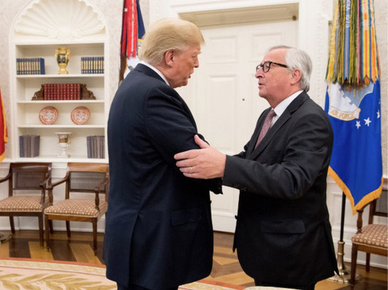 США и ЕС: худшее позади