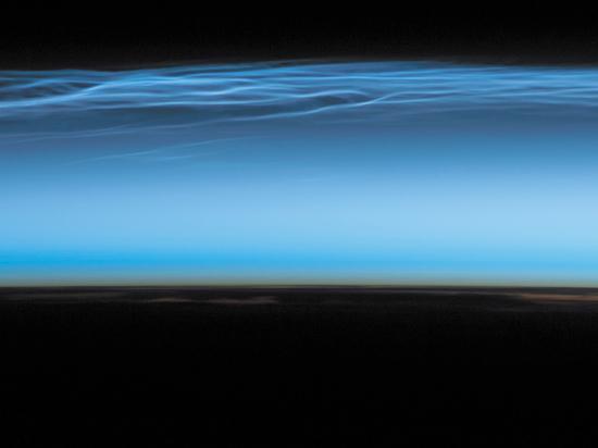 Москвичей ждет новое зрелище: серебристые облака на ночном небе