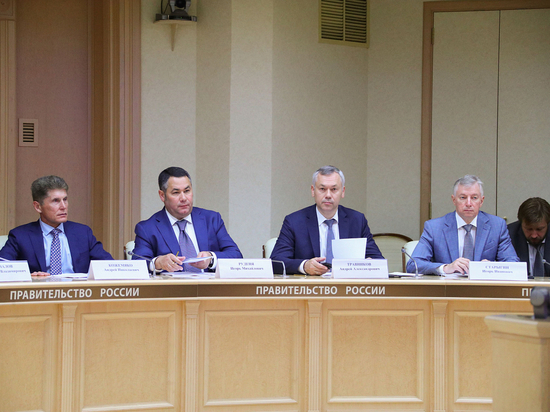 О дорогах в Тверской области губернатор рассказал в Правительстве РФ