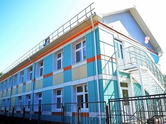 В Кирове открыли новый детский сад на 75 мест