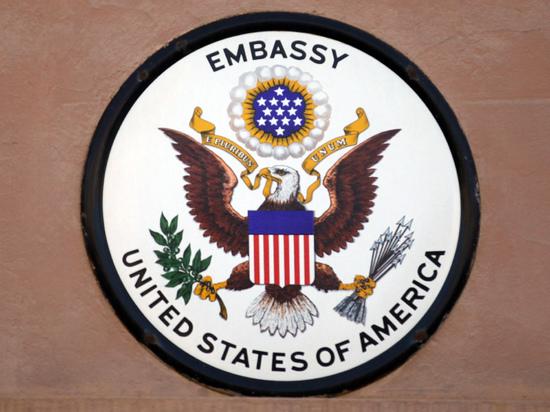 Секретная служба объяснила обнаружение русской шпионки в посольстве США
