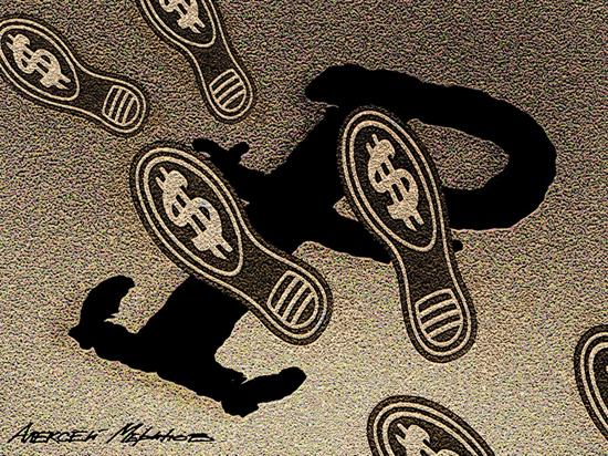 Минфин принялся рьяно скупать валюту, последствия тревожат