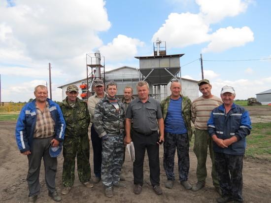 Крестьянское хозяйство Иванова опирается на опыт передовых сельхозпредприятий края