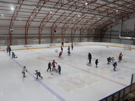 Новых хоккейных звезд вырастят на Уралмаше: ледовая арена на улице Кировградской набирает популярность