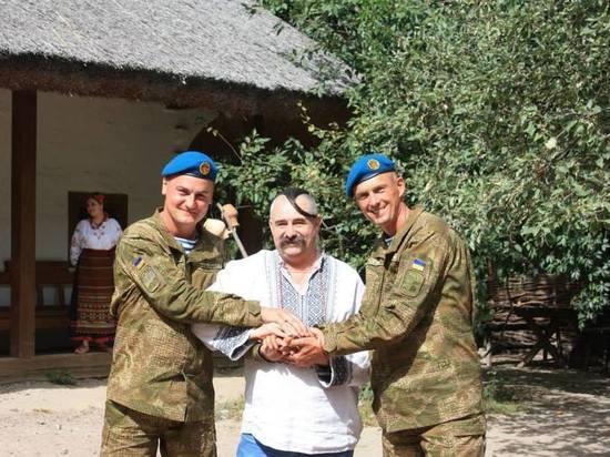 Украинские десантники предпочли российский День ВДВ своему