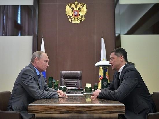 Путин встретится с главой Псковской области – «Дождь»