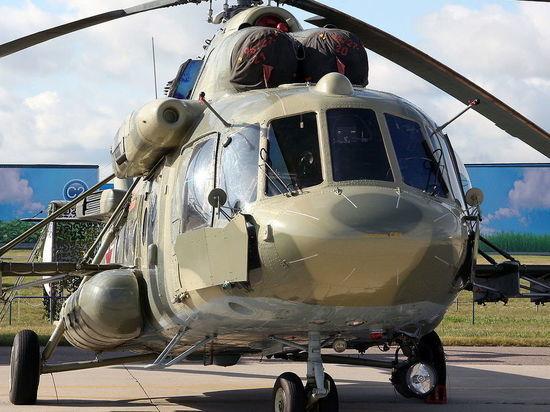 В Красноярском крае потерпел крушение вертолет с 18 пассажирами