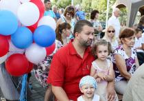 В Тверской области отметили юбилей первого победного салюта