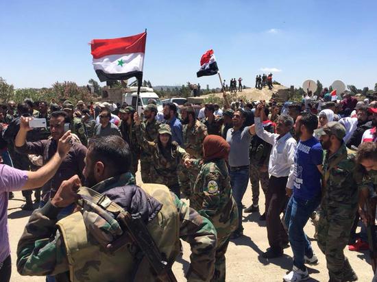 В Минобороны сообщили о восстановлении мирной жизни в провинциях Сирии