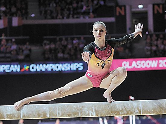 Спортивная гимнастика случайное секс фото