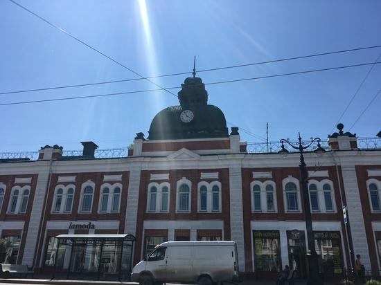 Рабочая неделя в Омске будет жаркой