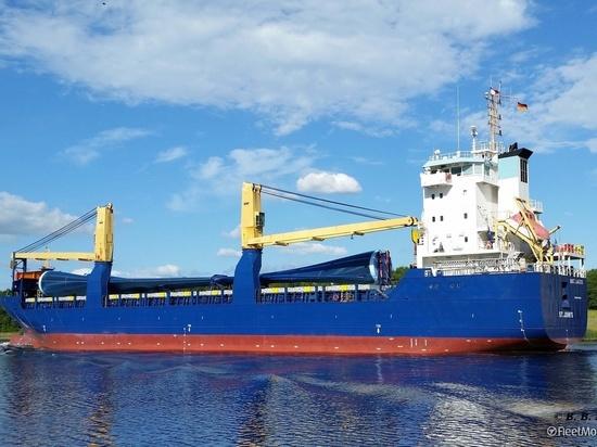 Пьяный российский капитан посадил судно на мель в Швеции