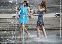 К выходным Москве пообещали жару в 30 градусов