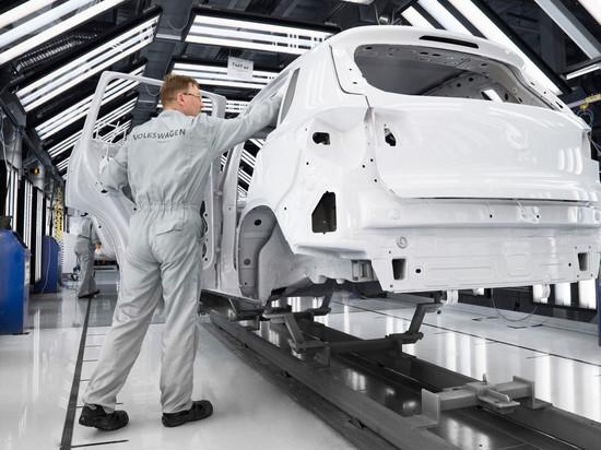 Сотрудники Volkswagen в Калуге объявили итальянскую забастовку