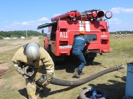 В Чувашии определили самых скоростных пожарных