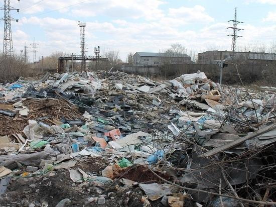 Барнаул стал лидером среди региональных центров по ликвидации свалок