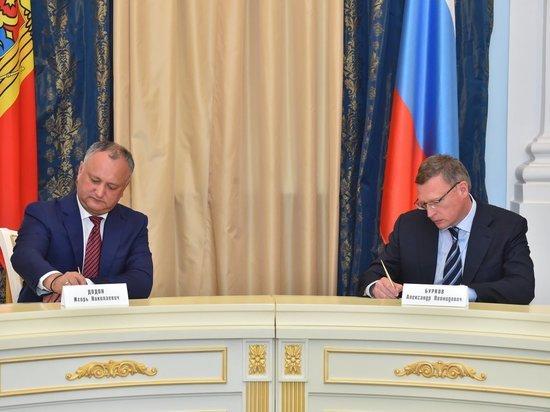 Омская делегация поедет в Молдову искать агентов для взаимодействия