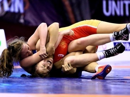 Чувашская спортсменка победила впервенстве Европы по спортивной борьбе
